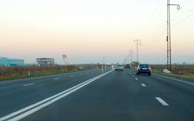S-au ridicat restricțiile de circulație pe DN 1, la podul peste pârâul Azuga